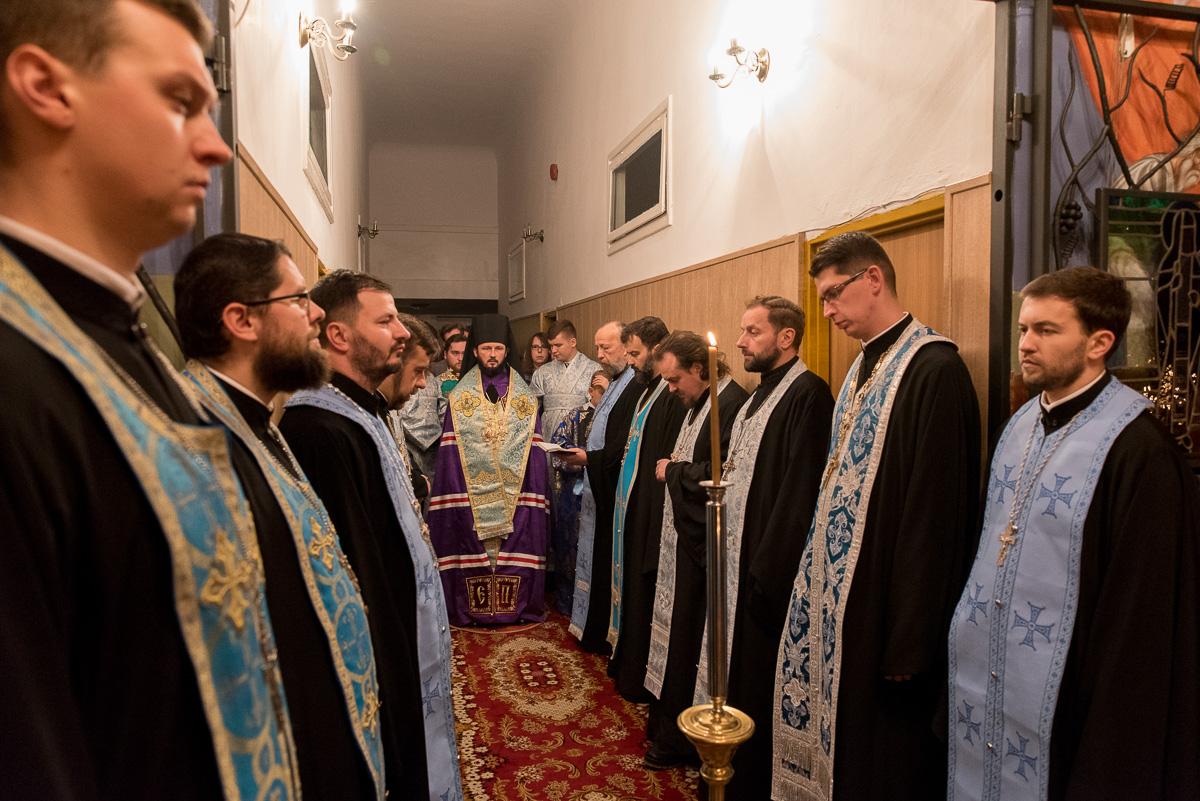 Święto Wprowadzenia Najświętszej Bogurodzicy do świątyni 2017