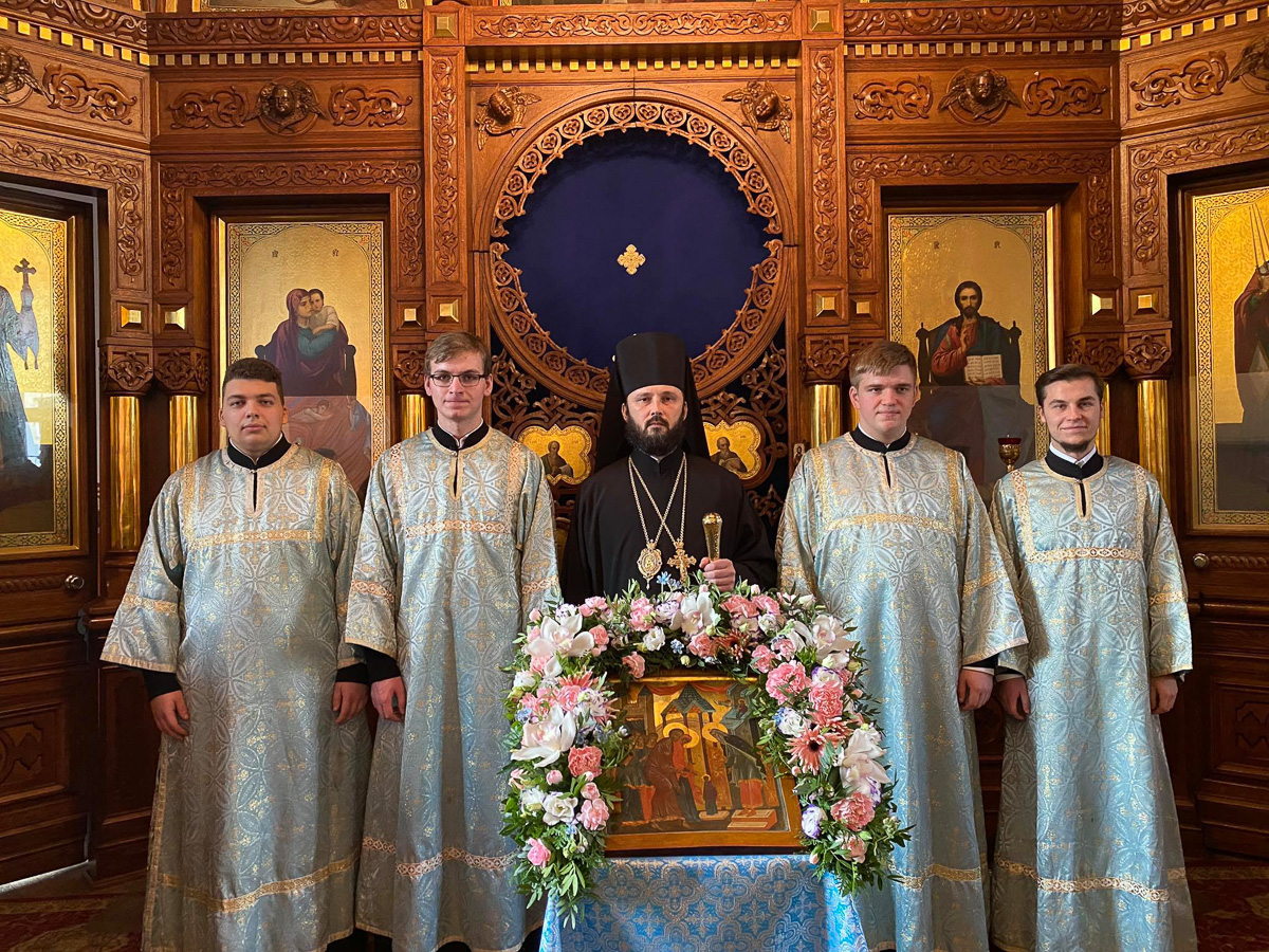 Święto Wprowadzenia Najświętszej Bogurodzicy do świątyni 2020